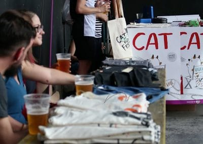 Videos für Cat Video Festival