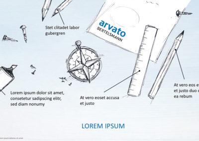 SAP Folien über Azure Stack für Arvato Bertelsmann