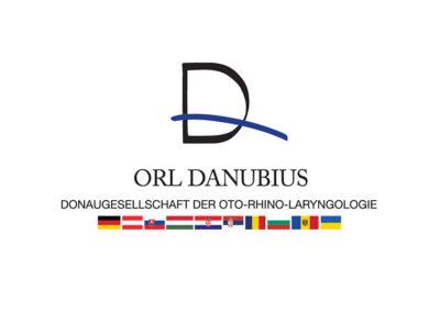 Logo & Print für ORL Donausymposium